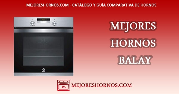 Horno Pirolítico Balay