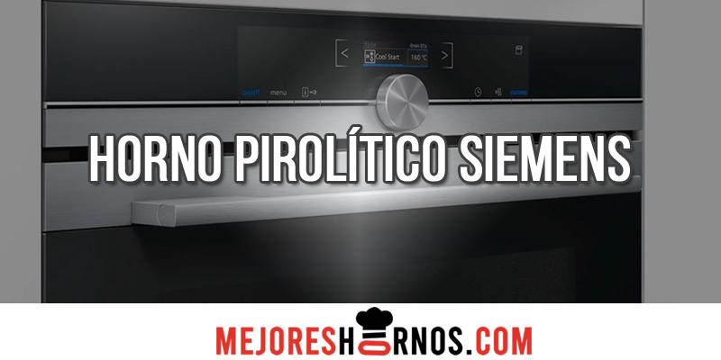 Horno Pirolítico Siemens
